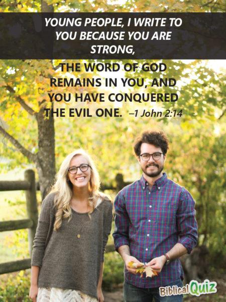 1 John 2.14