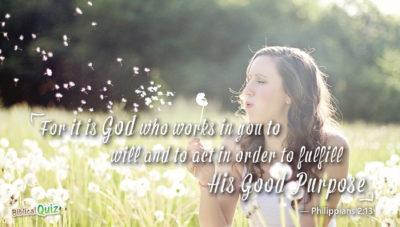 Philippians 2.13