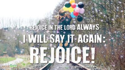 Philippians 4.4