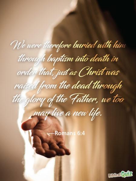 Romans 6.4