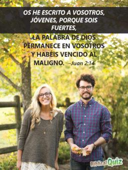 1 Juan 2.14