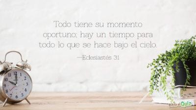 Eclesiastés 3.1