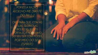 Efésios 3.14-16