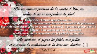 Ésaïe 11.1-4