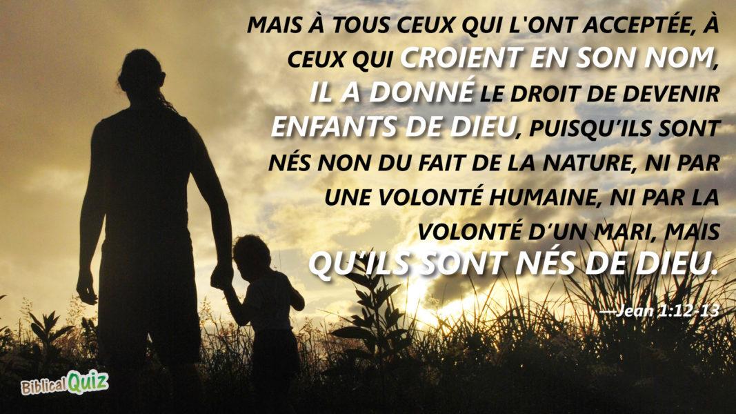 Jean 1.12-13