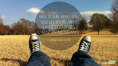Jean 10.10