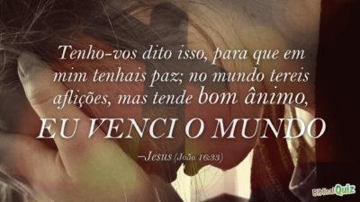 João 16.33