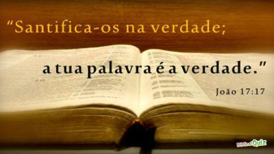 João 17.17