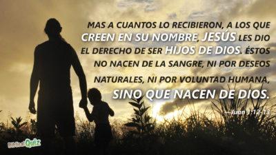 Juan 1.12-13