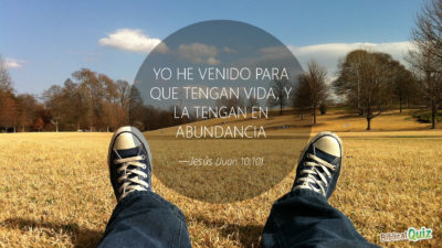 Juan 10.10