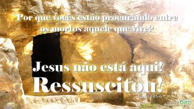 Lucas 24.5-6