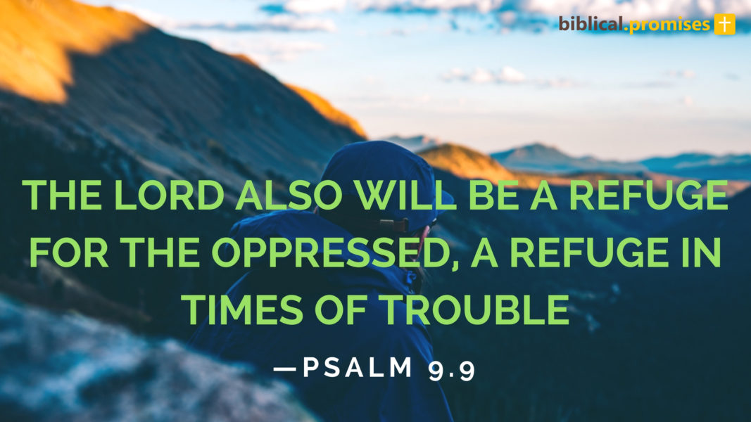 Psalm 9.9