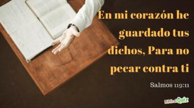 Salmos 119.11