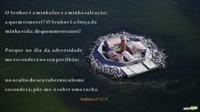 Salmos 27.1-5