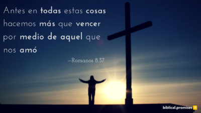 Romanos 8.37