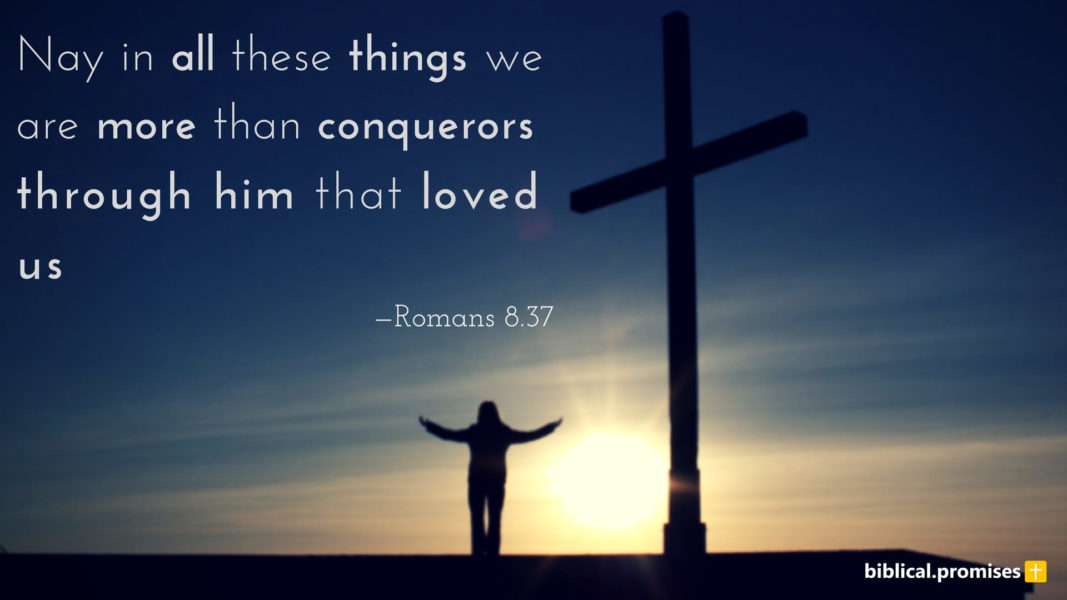 Romans 8.37